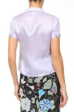 Блуза Alexander Terekhov                                                                                                              фиолетовый цвет