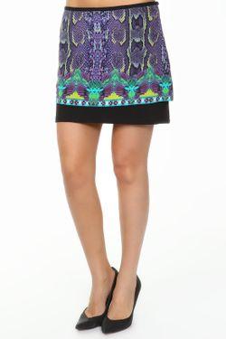 Юбка Roberto Cavalli                                                                                                              многоцветный цвет