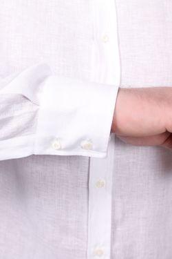 Рубашка Brunello Cucinelli                                                                                                              белый цвет