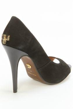 Туфли Esdra                                                                                                              чёрный цвет