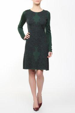 Платье ARMANI JEANS                                                                                                              зелёный цвет