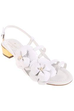 Босоножки Kate Spade                                                                                                              белый цвет