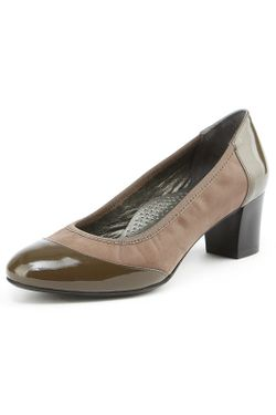 Туфли На Каблуке ALLORA.BASE                                                                                                              коричневый цвет