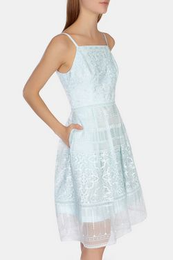Платье Karen Millen                                                                                                              синий цвет