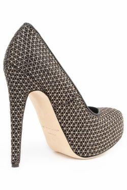 Туфли Brian Atwood                                                                                                              чёрный цвет