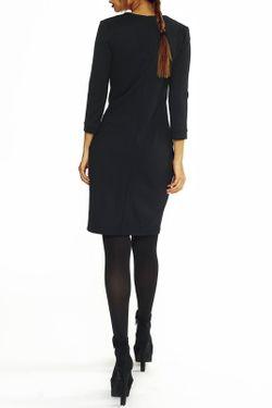 Платье C.H.I.C.                                                                                                              черный цвет