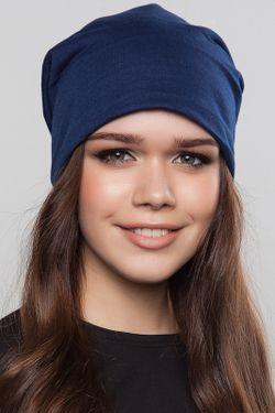 Шапка-Чулок Утепленная Classic FREESPIRIT                                                                                                              синий цвет