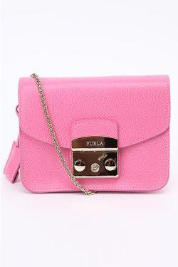 Сумка-Клатч Furla                                                                                                              розовый цвет
