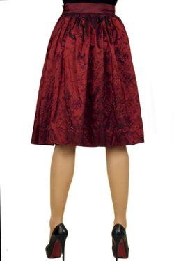 Юбка Lamiavita                                                                                                              красный цвет