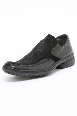 Туфли ERNESTO DOLANI                                                                                                              чёрный цвет