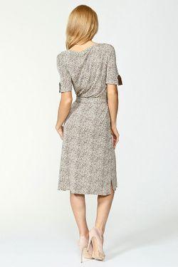 Платье Трикотажное Relax Mode                                                                                                              многоцветный цвет