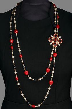 Колье Patricia Bruni                                                                                                              красный цвет