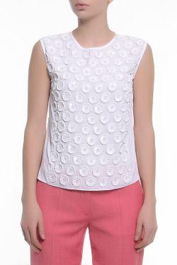 Блуза Marc Cain                                                                                                              белый цвет