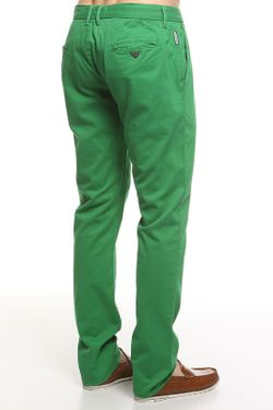 Брюки ARMANI JEANS                                                                                                              зелёный цвет