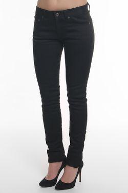 Джинсы Saint Laurent                                                                                                              чёрный цвет