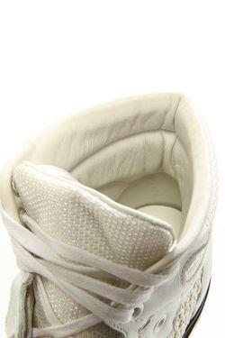 Кеды Balenciaga                                                                                                              белый цвет