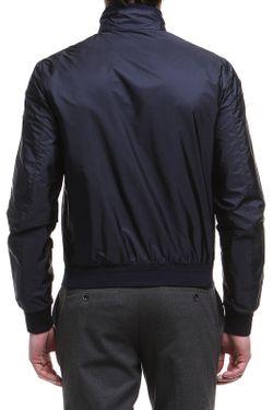 Куртка Canali                                                                                                              синий цвет