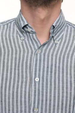 Рубашка Canali                                                                                                              многоцветный цвет