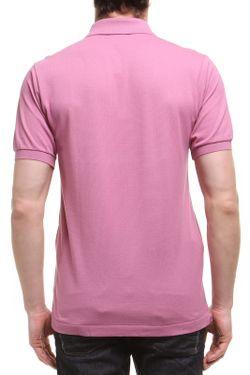 Поло Lacoste                                                                                                              фиолетовый цвет