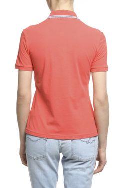 Поло Lacoste                                                                                                              красный цвет