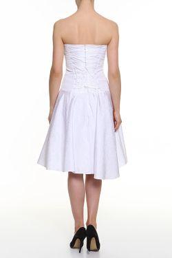Платье BMBL VIRSAVIYA                                                                                                              белый цвет