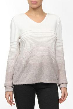 Пуловер Olsen                                                                                                              белый цвет