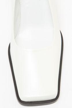 Туфли Nando Muzi                                                                                                              белый цвет