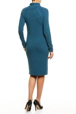 Платье Pietro Brunelli                                                                                                              синий цвет