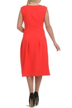 Платье Гелика LESYA                                                                                                              красный цвет