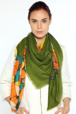 Платок Sophie Ramage                                                                                                              зелёный цвет