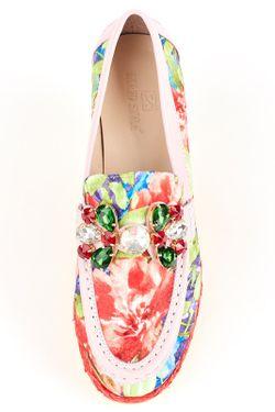 Туфли Grand Style                                                                                                              красный цвет