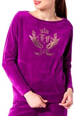 Толстовка Tom Farr                                                                                                              фиолетовый цвет
