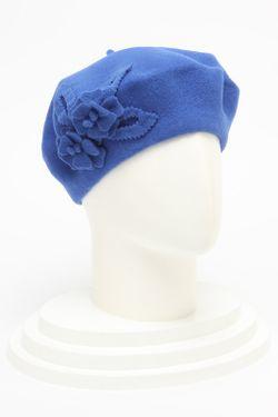 Берет Tonak                                                                                                              синий цвет