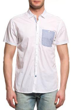 Рубашка Cropp                                                                                                              белый цвет