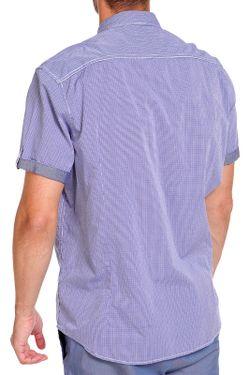Рубашка Reserved                                                                                                              синий цвет