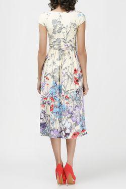 Платье Adelin Fostayn                                                                                                              многоцветный цвет