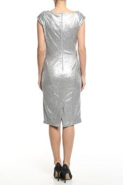 Платье Donna Karan                                                                                                              Серебряный цвет