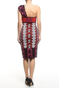 Платье Вязаное Missoni                                                                                                              многоцветный цвет