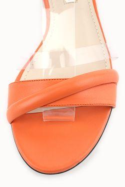 Сандалии Burak Uyan                                                                                                              оранжевый цвет