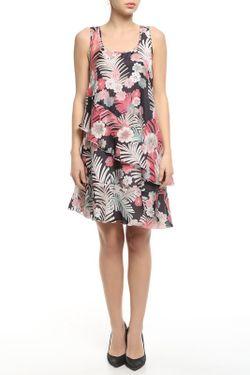Платье Armani Collezioni                                                                                                              многоцветный цвет