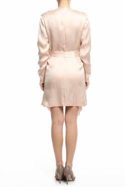 Платье С Поясом Vionnet                                                                                                              розовый цвет