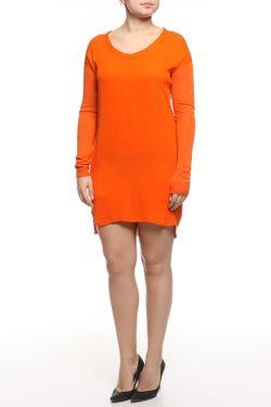Платье Stella Mccartney                                                                                                              оранжевый цвет