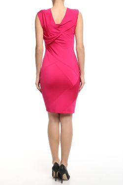 Платье Donna Karan                                                                                                              розовый цвет