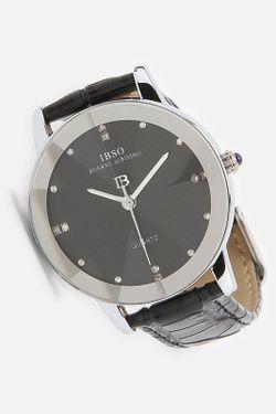Часы IBSO                                                                                                              чёрный цвет