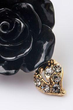 Серьги Patricia Bruni                                                                                                              черный цвет