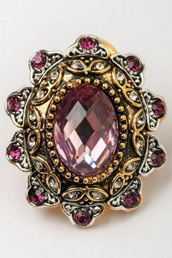 Серьги Patricia Bruni                                                                                                              розовый цвет