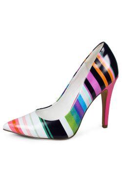 Туфли Bravo                                                                                                              розовый цвет