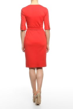 Платье Модерн Alina Assi                                                                                                              красный цвет