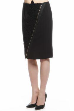 Юбка Maria Grazia Severi                                                                                                              черный цвет