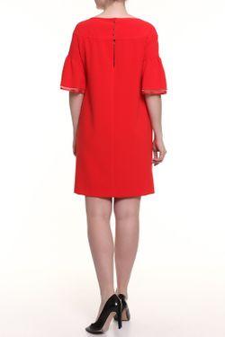 Платье Maria Grazia Severi                                                                                                              красный цвет